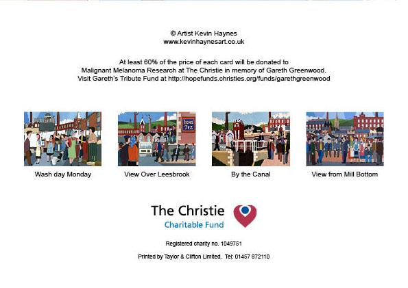 Christie charity cards